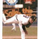 1992 Toledo Mud Hens Pocket Schedule