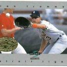 1997 Score Premium Stock Alan Trammell Detroit Tigers