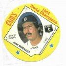 Cains MSA Disc 1984 World Champions Detroit Tigers Juan Berenguer UNOPENED