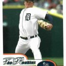 2003 Donruss The Rookies Jeremy Bonderman Detroit Tigers
