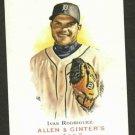 2007 Allen & Ginter Ivan Rodriguez Detroit Tigers