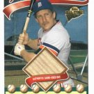 2003 Topps Fan Favorites Lance Parrish Bat Card Detroit Tigers