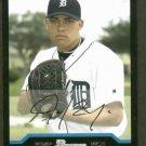 2004 Bowman Joel Zumaya ROOKIE Detroit Tigers