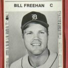 1981 Detroit News Bill Freehan Oddball Tigers 1968