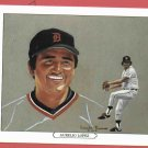 1984 Tiger Wave Aurelio Lopez Oddball Detroit Tigers