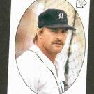 1986 Topps Sticker Kirk Gibson Detroit Tigers