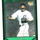 2007 Bowman Chrome Draft Pick Cameron Maybin Detroit Tigers Rookie