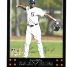 2007 Topps Update Cameron Maybin Rookie Detroit Tigers