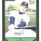 2007 Bowman Draft Picks Mike Rabelo Rookie Detroit Tigers