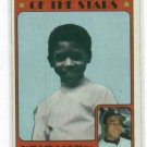 1972 Topps Willie Horton Detroit Tigers Boyhood Photo