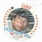 1986 Cains MSA Disc Dave Collins Detroit Tigers ODDBALL Unopened