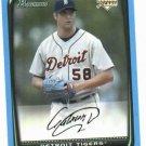 2008 Bowman Armando Galarraga Detroit Tigers Rookie Card # /500