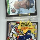 1987 Donruss Unopened Rack Pack Alan Trammell On Top Detroit Tigers MINT