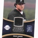 2008 Sweet Spot Miguel Cabrera Sweet Swatch Detroit Tigers Game Used