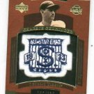 2004 Sweet Spot Classic Patch Charlie Gehringer Detroit Tigers /230