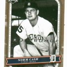 2005 Upper Deck Classics PROMO Norm Cash Detroit Tigers