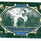 2007 SP Legends Ty Cobb #D /550 Detroit Tigers