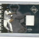 2002 Upper Deck Diamond Connection Dimitri Young Jersey Card Detroit Tigers /380