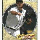 2008 Upper Deck Baseball Heroes Justin Verlander Detroit Tigers