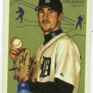 2008 Goudey Justin Verlander Detroit Tigers