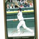 2008 Bowman Draft Gold Matt Joyce ROOKIE Detroit Tigers Tampa Bay Rays