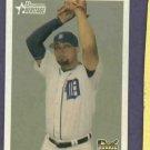 2006 Bowman Heritage Joel Zumaya Detroit Tigers ROOKIE