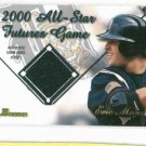 2001 Bowman All Star Futures Eric Munson Jersey