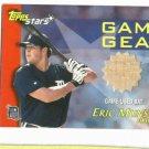 2000 Topps Stars Eric Munson Bat Card Detroit Tigers