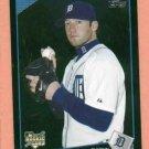 2009 Topps Walmart Black Chris Lambert Detroit Tigers Rookie RARE