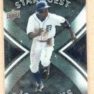 2008 Upper Deck Starquest Curtis Granderson Detroit Tigers