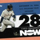 2007 Topps Generation Now Curtis Granderson Detroit Tigers