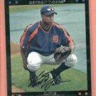 2007 Topps Curtis Granderson Detroit Tigers
