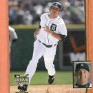 2007 SP Mike Rabelo Detroit Tigers Rookie Card