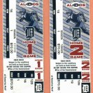 2006 ALDS Tickets Detroit Tigers VS Yankees Pair