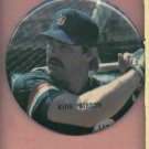 1980s Kirk Gibson Pin Detroit Tigers