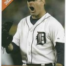 2006 Detroit News Kenny Rogers Collector Card Tigers