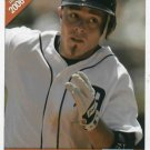 2006 Detroit News Brandon Inge Collector Card Tigers Oddball