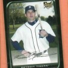 2008 Bowman Michael Hollimon ROOKIE Detroit Tigers