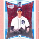 2008 Bowman Chrome DP Scott Green ROOKIE Detroit Tigers