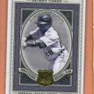 2009 Upper Deck SP Curtis Granderson Detroit Tigers