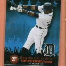 2009 Topps Toppstown Curtis Granderson Detroit Tigers