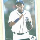 2009 Topps Marcus Thames Detroit Tigers