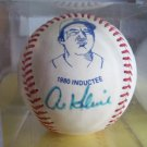 Al Kaline Hall Of Fame Autographed Baseball Detroit Tigers