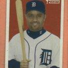2006 Bowman Heritage Placido Polanco Detroit Tigers