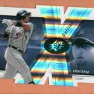 2007 Upper Deck SPX Carlos Guillen Detroit Tigers Die Cut