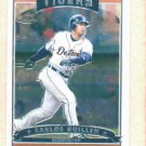 2006 Topps Chrome Carlos Guillen Detroit Tigers