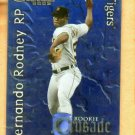 2002 Donruss Rookie Crusade Frenando Rodney Detroit Tigers #d /1500