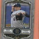 2009 Upper Deck Piece Of History Chris Lambert Detroit Tigers ROOKIE
