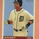 2009 Goudey Gary Sheffield Detroit Tigers