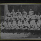 1934 Detroit Tigers Pennant Winners 8X10 Picture World Series